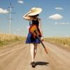 Little Red Wagon karaoke - Miranda Lambert