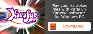 KaraFun Standard. Karaoke Player. Karaoke Software. Simply the best karaoke experience on PC.