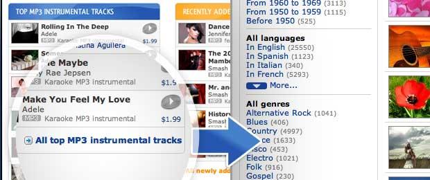 Categories are on Karaoke Version - Blog - Karaoke Version